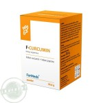 F-CURCUMIN Curcumin + Indian Piperine (30.6g) - 60 servings- FORMEDS Poland