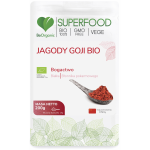 Goji Berries BIO Superfood  (heart - pressure - cholesterol) 200g BeOrganic