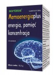 MEMOENERGY energy, memory, concentration (30 tabs.) maca + lecithin SANBIOS  PL