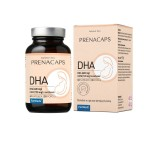 PrenaCaps Acids Omega 3 DHA 600mg-and-EPA 120mg of Anchovis (60 caps.) ForMeds