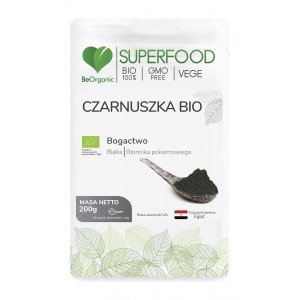 Nigella Sativa Black Cumin Seeds BIO superfood 200g from Egypt BeOrganic