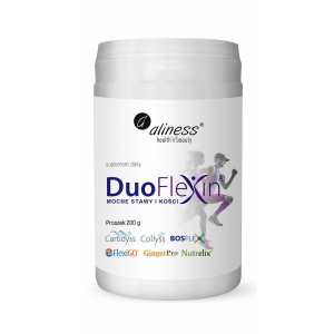DuoFlexin Collagen Strong Joints and Bones 100% Natural (200g powder) Aliness