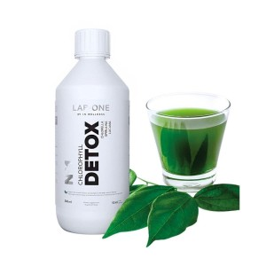 No-1 Chlorophyll Detox Spirulina Chlorella (500 ml) Lab One
