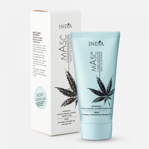 Hemp Ointment (50ml) India Cosmetics Poland