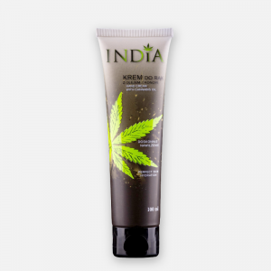 Protective Hand Cream with Hemp Oil (100ml) India Cosmetics Poland