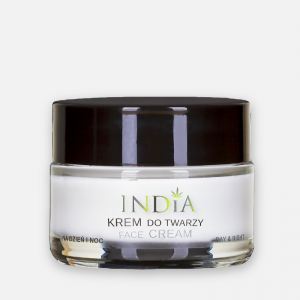 Day/Night Facial Cream for Every Skin Type (50ml) India Cosmetics Poland