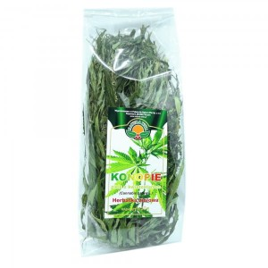 Hemp herb with inflorescence 50g Natura Wita Poland