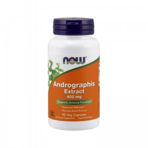 Andrographis 400 mg Extract (90 caps) Now Foods
