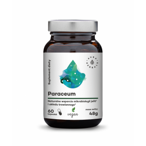 Paraceum Natural Support of the Microflora of the Intestines and Digestive System (60 vege caps) Aura Herbals