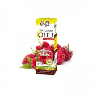 Natural Raspberry Oil 100% 50ml ETJA Poland