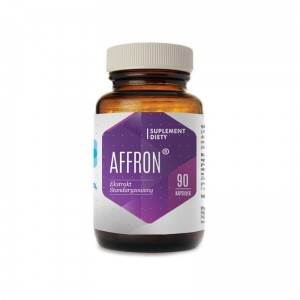 Afron - emotional balance standardized extract 90 caps from Spain Hepatica