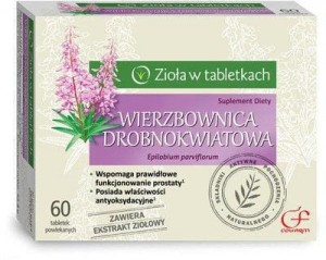 Epilobium parviflorum herbal extract _prostate_ (60 caps.) Colfarm Poland