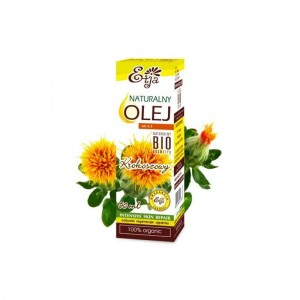 Natural Safflower Oil 100% BIO 50ml from Europe - ETJA