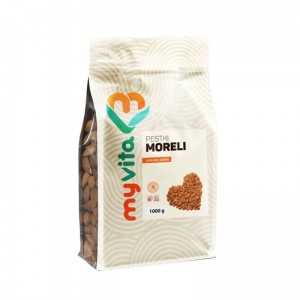 Apricot Bitter Seeds (whole kernels) 1kg MyVita Poland