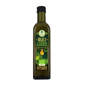 Evening-Primrose Oil BIO 100ml (cold pressed) - Dary Natury from Poland